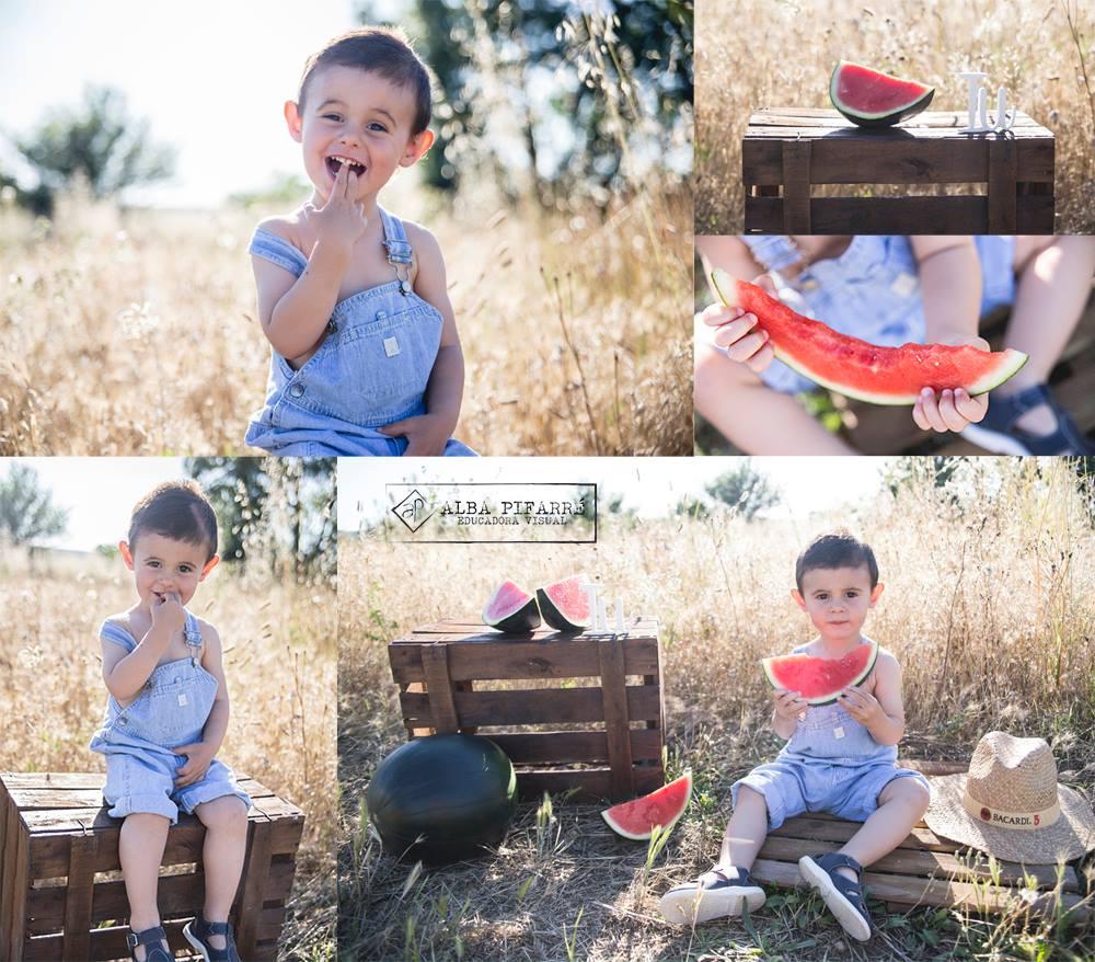 smash the watermelon