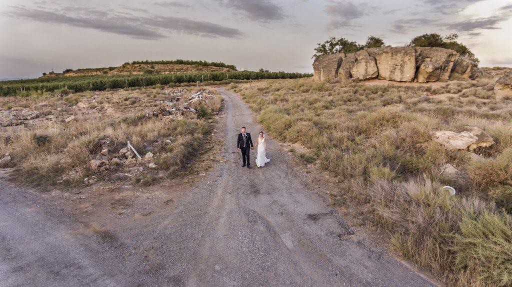 boda drone lleida